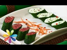 Sushi, Ethnic Recipes, Food, Youtube, Essen, Meals, Yemek, Youtubers, Eten