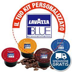 300 CAPSULE CAFFÉ LAVAZZA BLUE A SCELTA