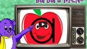 Apple Apple Aaa - This is the latest version of Barbara Milne's Apple apple Aaa song from her Sounds Like Learning CD. The video shows each letter within the artwork which helps children remember the letters and sounds. Viewing this video frequently will aid speech development and lay a comfortable foundation for beginning reading.