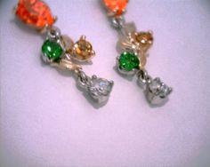 Garnet Earrings - garnet earrings - http://jewelry.artpimp.biz/earrings/garnet-earrings-garnet-earrings/