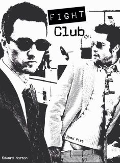 Fight Club poster I made a while back