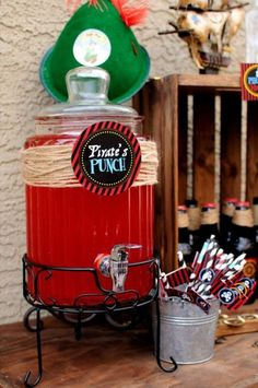 20+ Pirate Party Ideas | Theme Party | Kids birthday | Party Inspiration on acheerymind.com