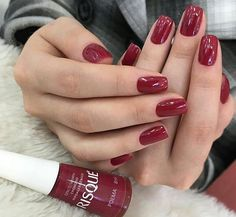 Ideas Gel Manicure Colors Short Nails For 2019 Beautiful Nail Art, Gorgeous Nails, Love Nails, Pink Nails, My Nails, Manicure Colors, Nail Polish Colors, Manicure And Pedicure, Pedicures