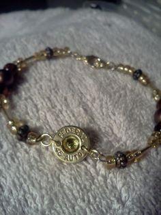 bullet jewelry Ammo Jewelry, Brass Jewelry, Fashion Jewelry Necklaces, Girls Jewelry, Gothic Jewelry, Leather Jewelry, Jewelry Crafts, Beaded Jewelry, Cowgirl Jewelry