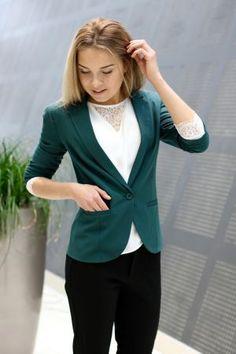 Mbym - Tabita Blazer Green