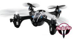 Oferta 1: Drone Quanta QTPDR-2033 - Preto