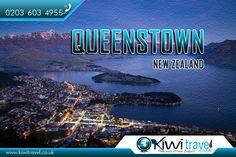 New Zealand Flights, New Zealand Cities, Book Flights, Queenstown New Zealand, South Island, City, Travel, Maori, Viajes
