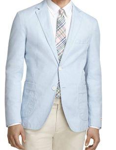 Brooks Brothers Oxford sport coat
