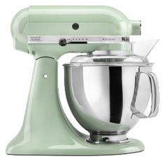 I want it!! This machine is simply... perfect! Kitchen Aid.