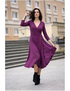 Sukienka Rosie Wrap Dress, Dresses, Fashion, Vestidos, Moda, Fashion Styles, Wrap Dresses, Dress, Dressers