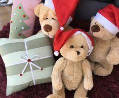 Como fazer decoração de Natal: 100 ideias e tutoriais para enfeitar seu lar – Tua Casa Foto E Video, Teddy Bear, Diy, Animals, Desk Arrangements, Christmas Ornaments, Christmas Decor, Good Ideas, Tutorials