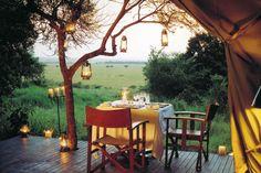 Kichwa Tembo - stayed here- it was beautiful!