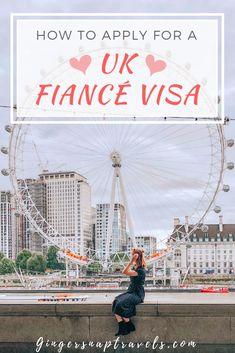 All you need to know about applying for the UK Fiancé Visa. visa, uk, england, uk visa, visa application, marriage, moving abroad, living abroad, visa information, fiancé visa Travel Advice, Travel Guides, Travel Tips, Fiance Visa, Visa Information, Immigrant Visa, Uk Visa, London Guide, London