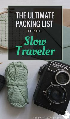 Being a frequent traveler requires advanced packing skills. If you haven't mastered the art of efficient packing just yet, here is a packing list that gives you an idea what you should have in your carry-on. http://hobowithalaptop.com/digital-nomad-packing-list