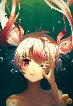 Rosuuri anime art