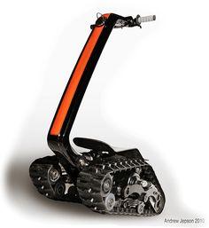 DTV Shredder All Terrain Vehicle