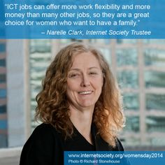 Pay tribute to your favourite woman in ICT and help change technology