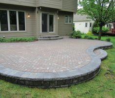 ideas, landscape patio pavers ideas patio blocks pavers ideas ... - Patio Designs With Pavers