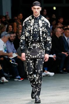 Givenchy SS 15 Menswear Collection