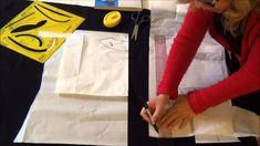 Come tagliare e cucire la paramontura - Sitam on-line