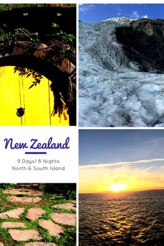 New Zealand in a Little Over a Week #newzealand #travel #thesnobbyfoodie.com  - thesnobbyfoodie.com