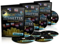 Give Magic Submitter a try if you're struggling to get your website to the very top of the search engine results! Magic Submitter is just $4.95 for a 30 day trial - check out our site right now!