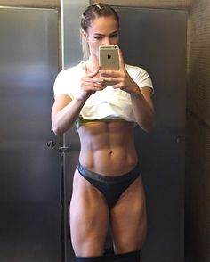 The Gym Babe is a collection of fitness chicks from all over the internet. Hoepfully they help with insipration & motivation.