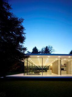 Werner Sobek  Wohnhaus D10
