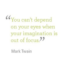 #ImaginationQuote #MarkTwain