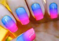 Easter Blue Nail Art Designs and Ideas for 2016