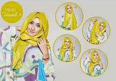 Dian Pelangi - hijab tutorial