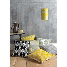 New designs Rosette & Riad Cushions – Sian Elin – Pillow Inspiration, Interior Inspiration, Yellow Cushions, Luxury Cushions, Cushion Fabric, Soft Furnishings, Home Deco, Home Accessories, Decorative Pillows