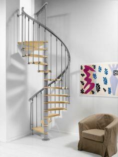 Escalier colima on ancien la brocante de balines interior pinterest - Escalier gain de place leroy merlin ...