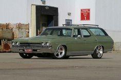 '69 Chevelle wagon