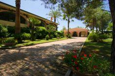 Relais Le Magnolie #giardino #estate #casalvelino #villaggio