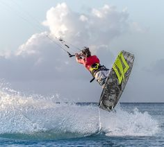 Aruba Kitesurfing Photography by Tony Filson of Filcro Media New York