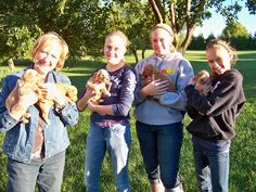 DuBois Standard Poodles spreading the love!
