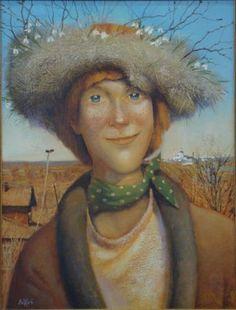 Андрей Мещанов. Апрель.