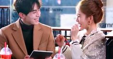 "Here are 10 of the many sweet, romantic moments that made ""Goblin"" fans ship Yoo In Na and Lee Dong Wook on-screen and behind the scenes. Korean Celebrity Couples, Korean Celebrities, Korean Actors, Wgm Couples, Kpop Couples, Yoo In Na Goblin, Lee Dong Wook Goblin, Goblin Korean Drama, Goblin Kdrama"