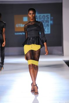 Iconic Invanity @ Lagos Fashion & Design Week 2013 – Day 3 (Lagos, Nigeria) | FashionGHANA.com (100% African Fashion)FashionGHANA.com (100% African Fashion)