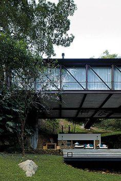 Bernardes Arquitetura e Kaif Arquitetura: Residência, Teresópolis, RJ