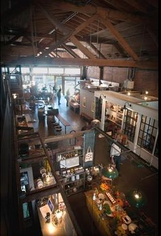 Melrose Market Seattle. I'm in love with this place - the most perfect cheese shop, wine shop, butcher, florist, home décor (upstairs) and restaurants (Sitka and Spruce, Homegrown, Taylor Shellfish, and Terra Plata)