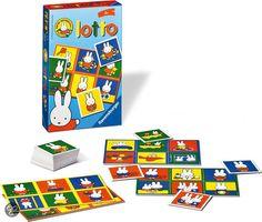 bol.com   Ravensburger Nijntje Lotto - Kinderspel,Ravensburger   Speelgoed