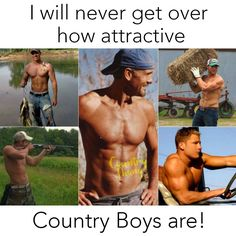 I will never get over how attractive country boys are! Hot Country Men, Real Country Girls, Cute Country Boys, Country Girl Life, Country Strong, Country Girl Quotes, Country Music, Girl Sayings, Orange Country