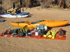 Kayak Camping Gear On Check out these awesome conversion tents. They are cool www.tentsngear.com