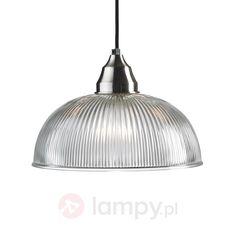 Lampa wisząca Asnen ze stali 6506077