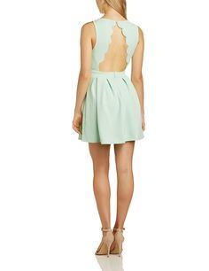 tfnc robe sans manche femme vert green mint 38