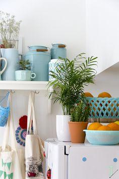 Urban Jungle Bloggers: Kitchen Greens by @idalifestyle
