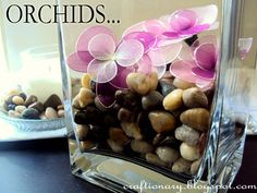 Flowers Decorating idea for Home and Wedding (tutorial)