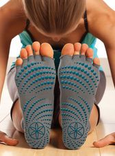 Toeless Yoga Socks, perfect for those Hot Yoga sessions!!!